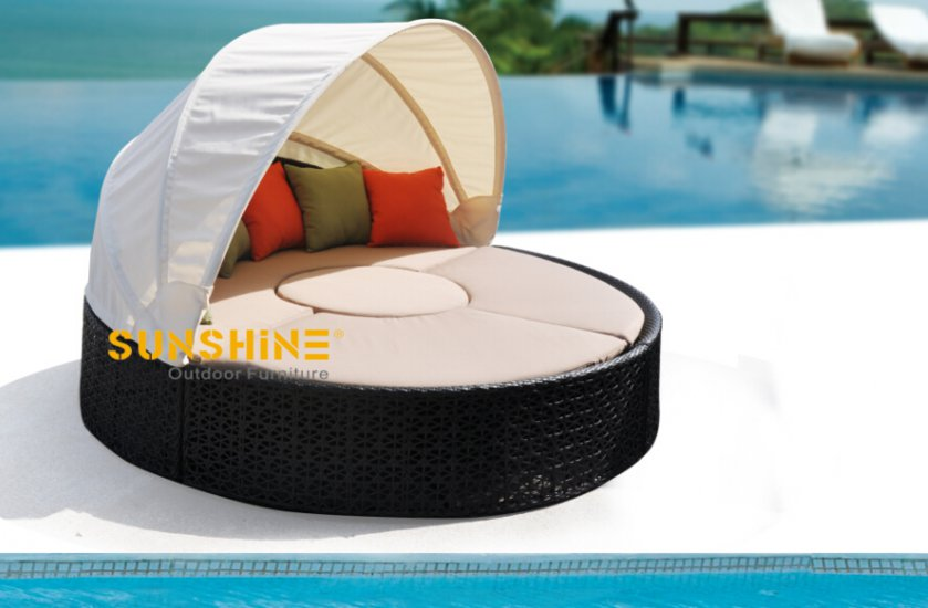 Rattan Daybed FCO-016