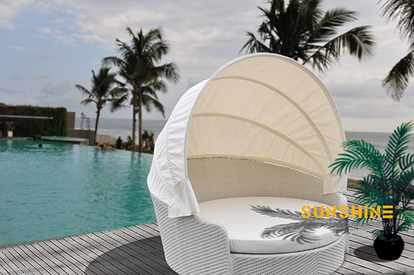 Rattan Daybed FCO-019D