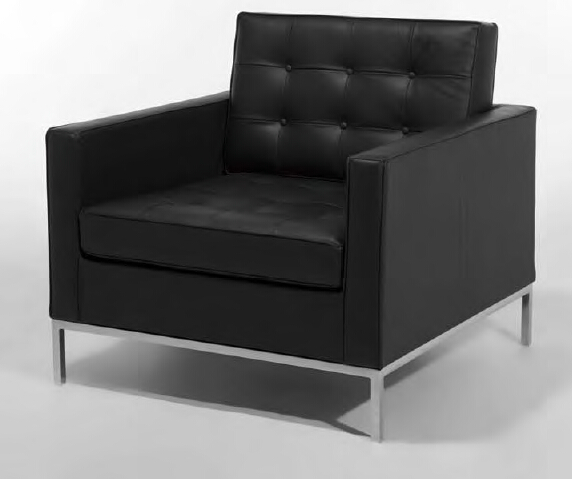 Florence Knoll Single Sofa