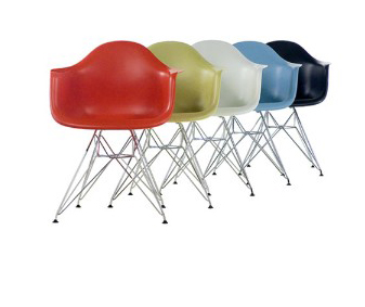 Eames Arm Chair DAR